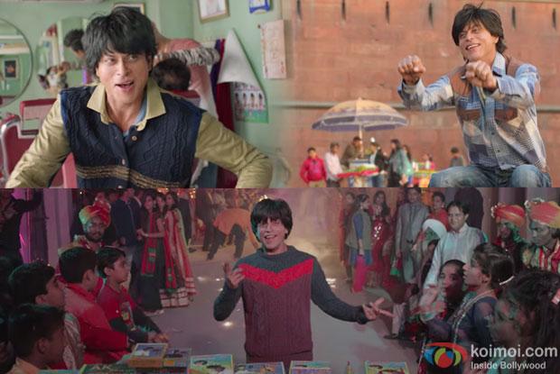 Jabra Fan Hogaya Song | Catch Shah Rukh Khan As The 'Jabra Fan' Gaurav