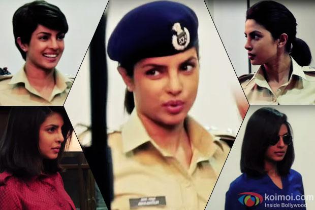 Look Test Of Priyanka Chopra starrer Jai Gangaajal