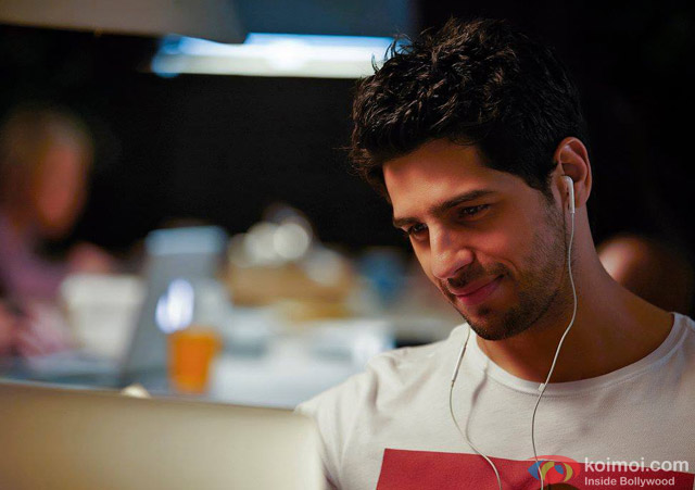 Sidharth Malhotra in 'Kapoor And Sons' Movie Stills