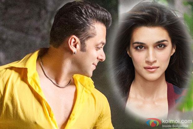Kriti Sanon May Romance Salman Khan In Kick 2