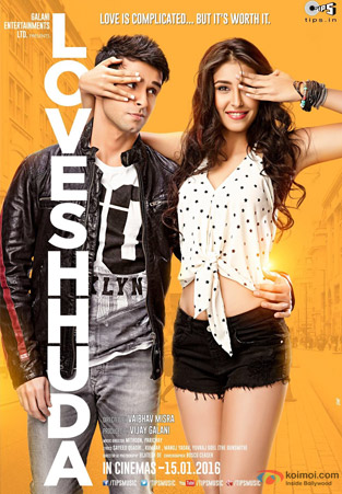 LoveShhuda Movie Poster