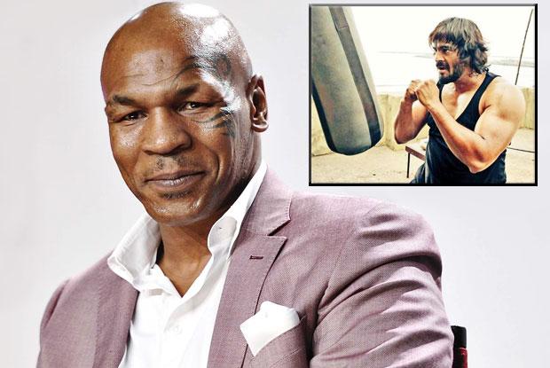Mike Tyson eager to watch Bollywood's 'Saala Khadoos'