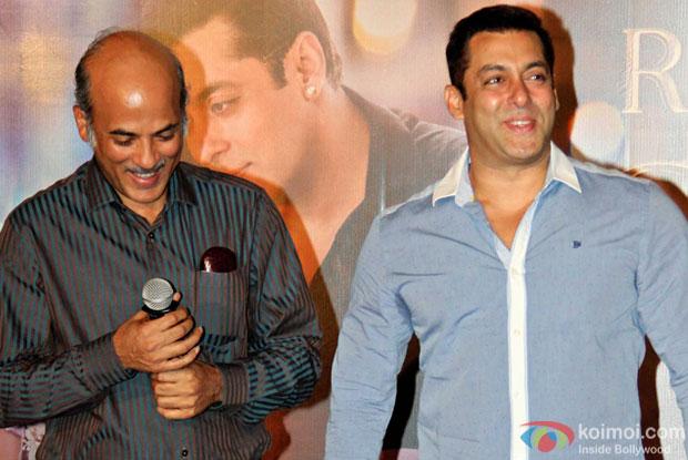 Sooraj Barjatya and Salman Khan To Explore A New Genre Now?