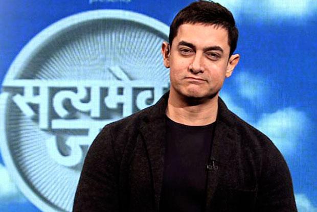 'Satyamev Jayate' to have episode on water issue: Aamir Khan