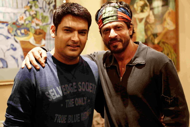 Shah Rukh Khan To Be The First Guest Of Kapil Sharma's New Show
