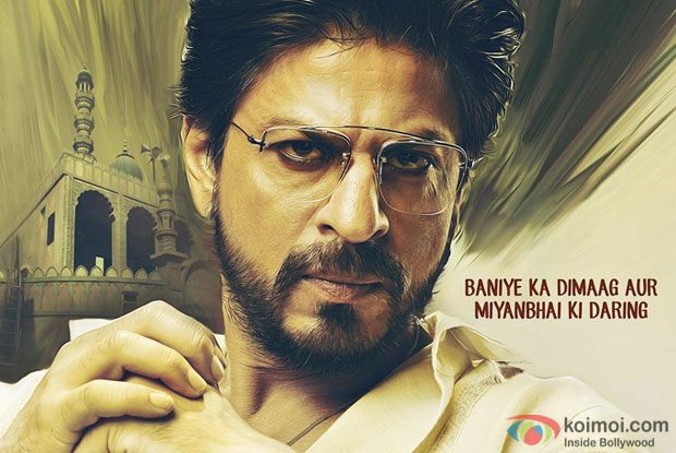 Shah Rukh Khan's Raees Shoot Lands In Trouble With VHP Protests