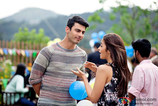 Fawd Khan and Ali Bhatt in a Bolna from Kapoor & sons