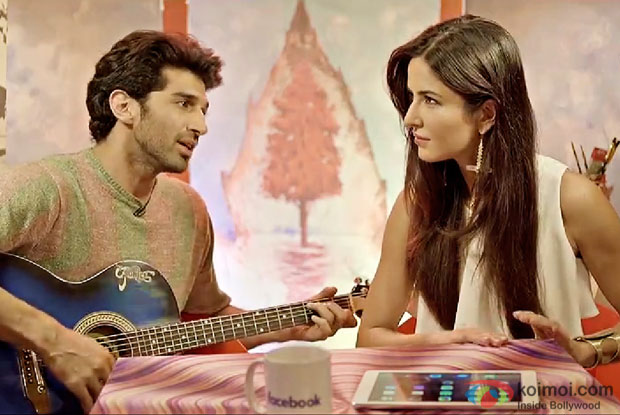 Aditya Roy Kapur Sings For Fitoor Co-star Katrina Kaif