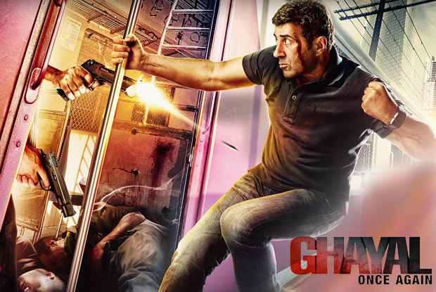 Behind The Scenes Of Sunny Deol's Ghayal Once Again
