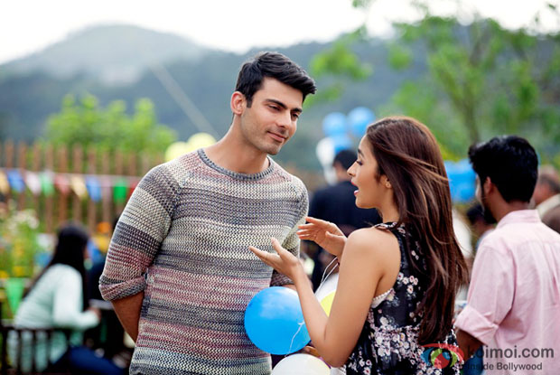 Fawd Khan and Alia Bhatt in a still from Kapoor & Sons