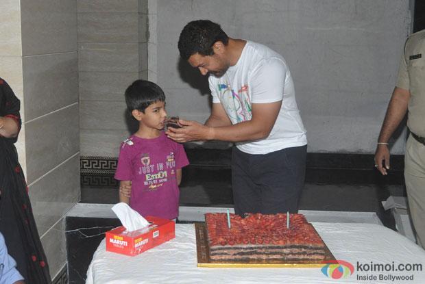 Aamir Khan celebrates 51st birthday