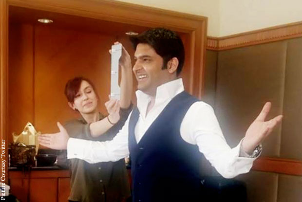 After Narendra Modi, Kapil Sharma To Have A Wax Statue At Madamme Tussauds