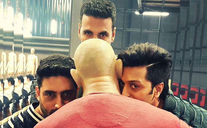 Akshay Kumar's Housefull 3 To Have 3 Villains