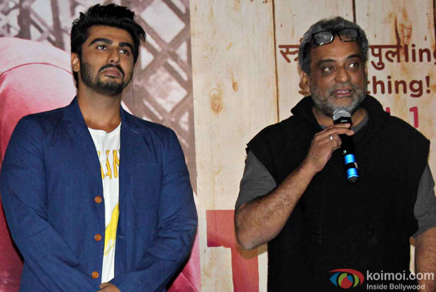 """Arjun Kapoor will make a fantastic filmmaker, he has fabulous script sense"" - R. Balki on Ki & Ka"
