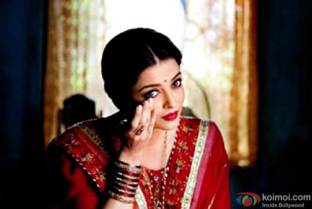 Aishwarya Rai Bachchan in a still from Sarbjit