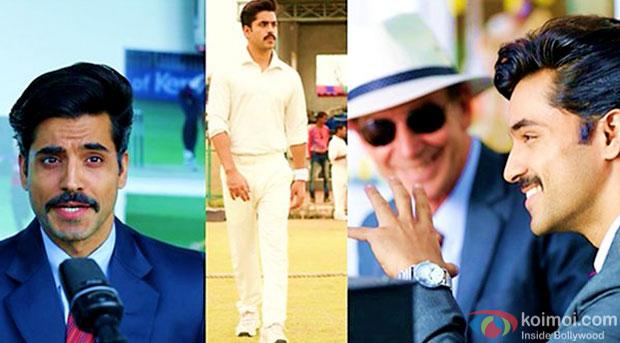 First Look : Gautam Gulati As Commentator In Azhar
