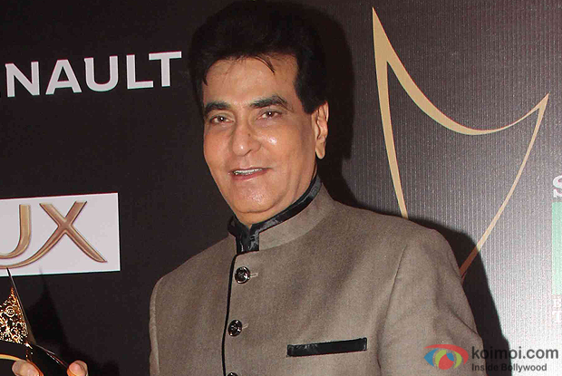 Jeetendra says his life not worth a biography, lacks 'masala'