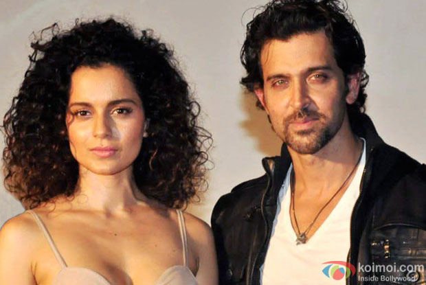 Why daddies always save their sons: Kangana on Hrithik controversy