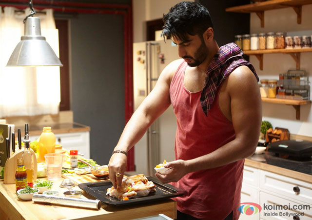 Arjun Kapoor in 'Ki And Ka' Movie Stills