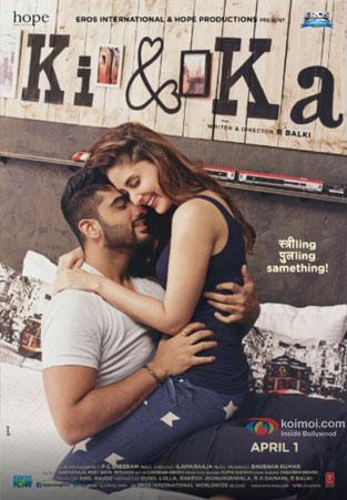 Ki And Ka Movie Poster