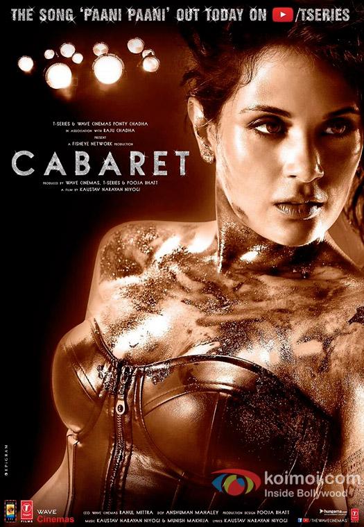 Richa Chadda Starrer Cabaret Poster
