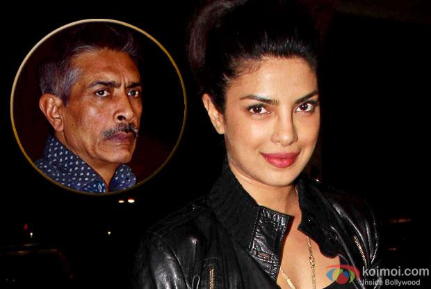 Prakash Jha gets irritated with questions on 'Jai Gangaajal' promotions, Priyanka Chopra