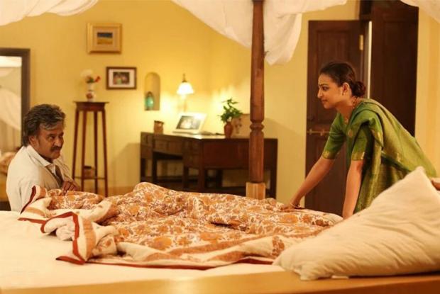 Radhika Apte and Rajnikanth's Kabali Movie Stills