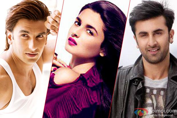 Ranveer Singh, Ranbir Kapoor, Alia Bhatt To Star In Zoya Akhtar's Next?