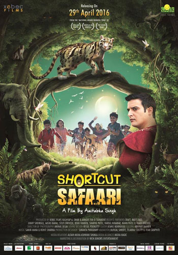Shortcut Safaari