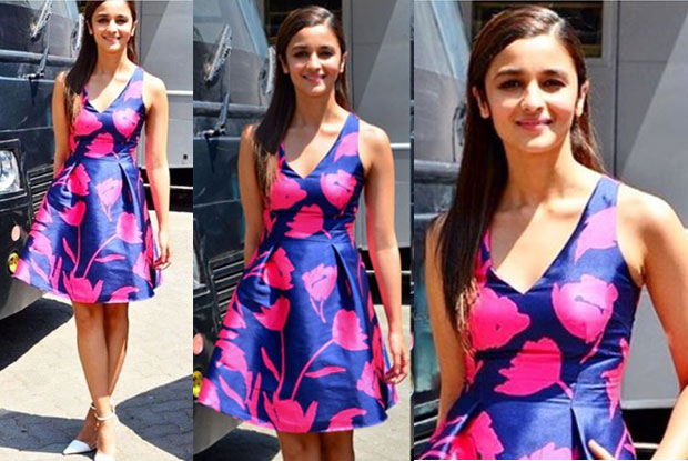 Student Of The Year Alia is Back : Promotions of Kapoor and Sons