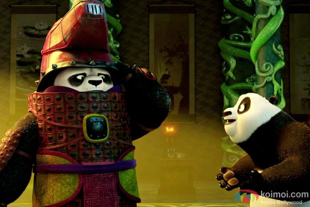 Kung Fu Panda 2 Trailer In Hindi