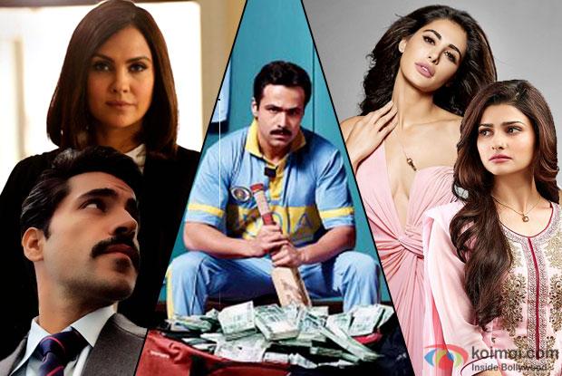 Lara Dutta, Gautam Gulati, Emraan Hashmi, Nargis Fakhri, Prachi Desai star cast of Azhar