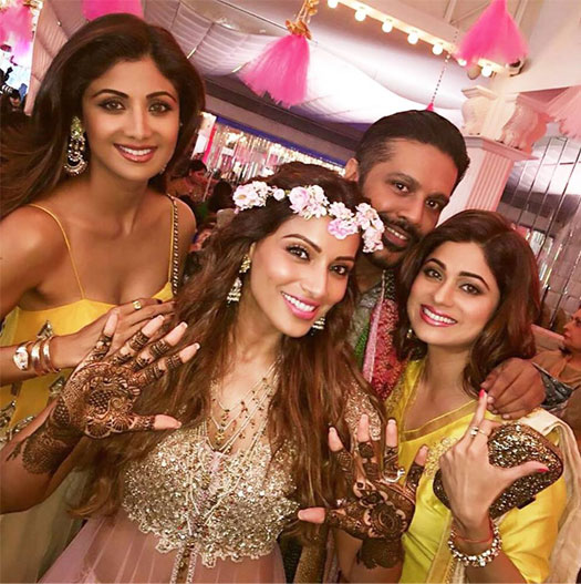 Bipasha-Karan's Pre-Wedding photos