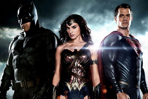 A still from Batman v Superman: Dawn of Justice