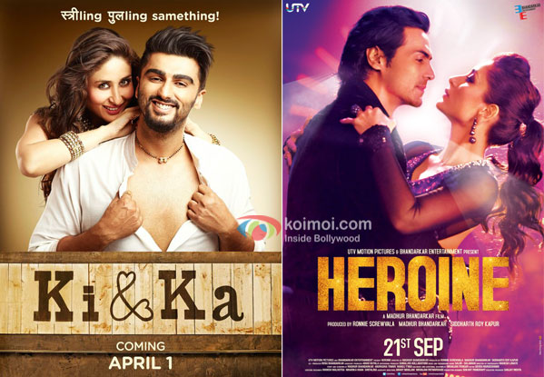 Box Office: Ki And Ka Goes Past Kareena's Heroine In 10 Days Flat