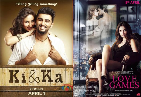 Box Office - Ki & Ka is a Hit, Love Games Flops