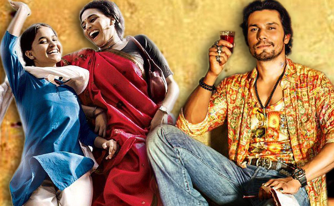 Box Office - Nil Battey Sannata and Laal Rang