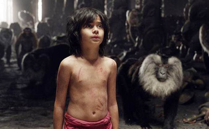 Box Office - The Jungle Book accumulates more than all other films in the running