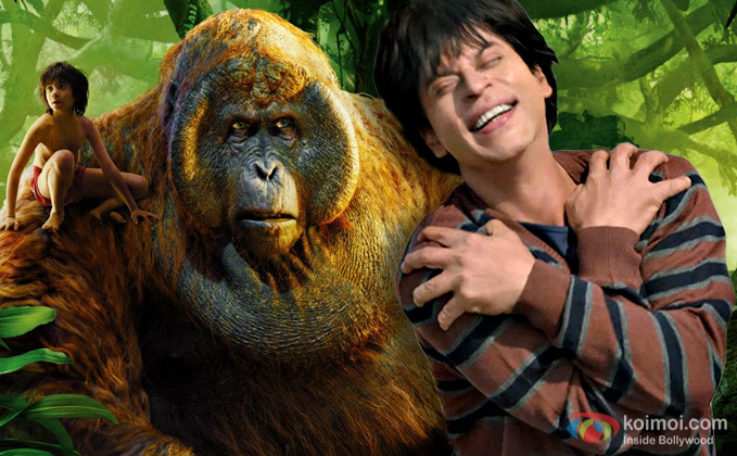 The Jungle Book goes past Tanu Weds Manu Returns, Fan goes down, new releases don't collect much