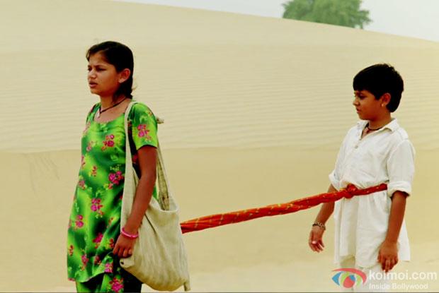 A still from Dhanak