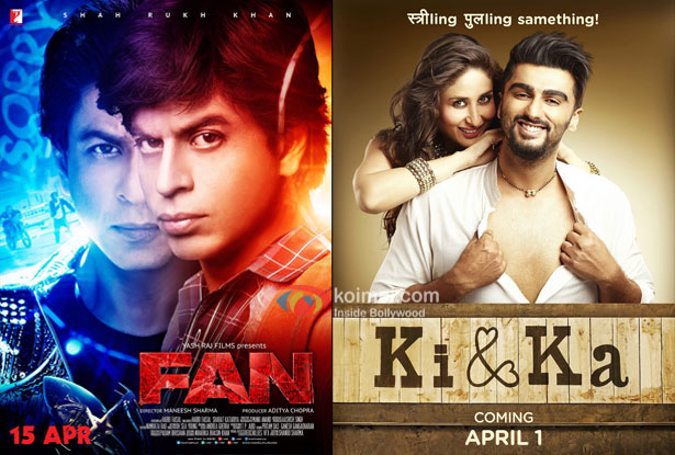 Fan Beats Ki And Ka's Lifetime Collections; Becomes The 4th Highest Grossing Film Of 2016