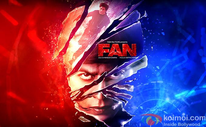 Fan - Motion Poster