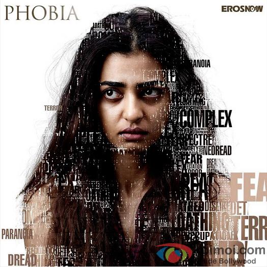 First Look : Radhika Apte's Interesting Look In Phobia