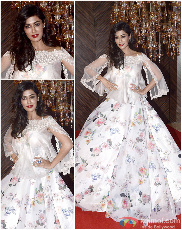 Chitrangada Singh during the Hello! Hall of Fame Awards 2016
