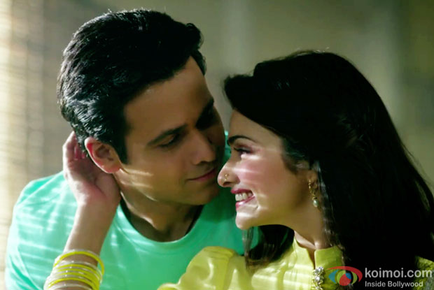 Itni Si Baat Song | Catch Emraan Hashmi & Prachi Desai's Romantic Journey In Azhar