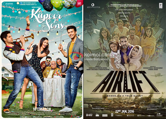 Kapoor And Sons Overtakes Airlift, Becomes The Highest Overseas Grosser Of 2016