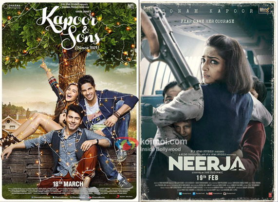 Box Office 3rd Weekend Report: Kapoor And Sons Struggles To Go Beyond Neerja