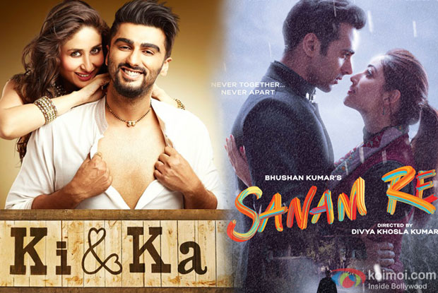 Ki And Ka Beats Sanam Re, Becomes 8th Highest Grosser Of The Year