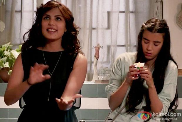 Love Shots : The Short Film The Big Date Featuring Rhea Chakraborty, Saba Azad
