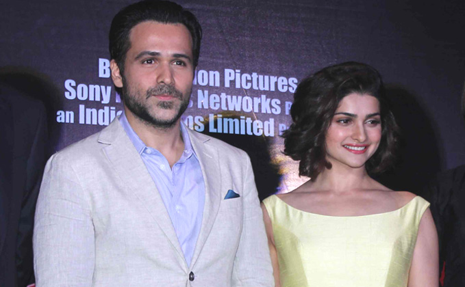 Prachi Desai: Me & Emraan Share A Great On-Screen Chemistry